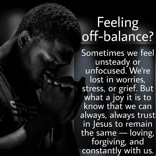 feeling-offbalance